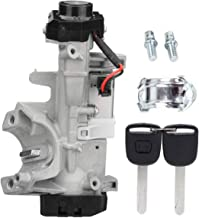 Ignition Switch Lock Cylinder Assembly for Honda Accord Civic 2003-2011 with Keys Replace : 06350-SAA-G30, 35100-SDA-A71