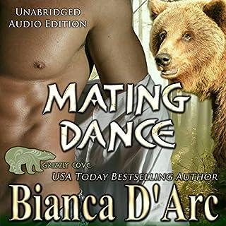 Mating Dance audiobook cover art
