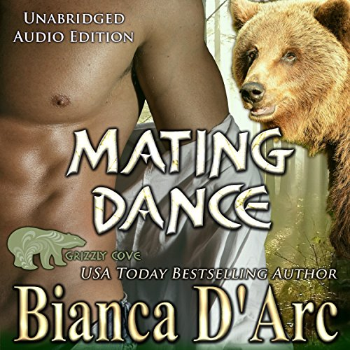 Mating Dance audiobook cover art