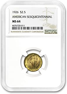 1926 sesquicentennial gold coin