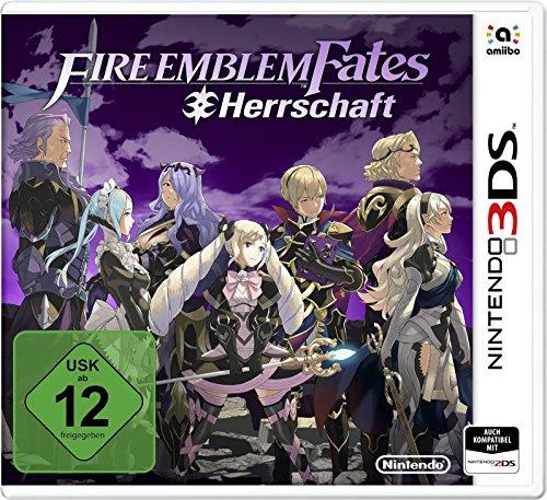 Preisvergleich Produktbild Fire Emblem Fates: Herrschaft - [3DS]