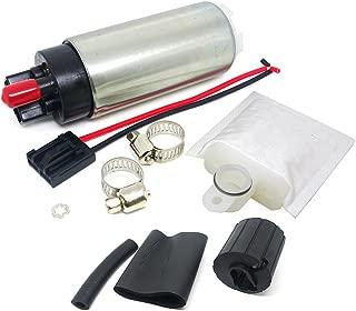 CBK Flow Electric Fuel Pump & 255LPH High Pressure Walbro Pump GSS342