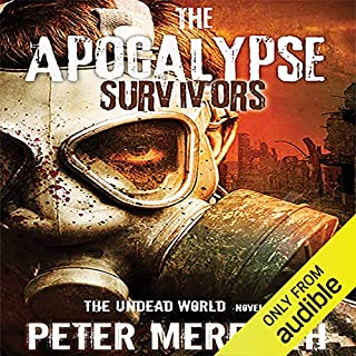 The Apocalypse Survivors audiobook cover art