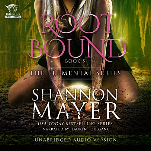 Rootbound audiobook cover art