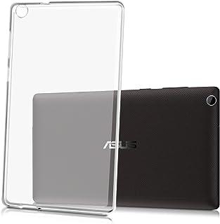 ASUS ZenPad 7.0 Z370KL Z370C Z370CG ケース【MaxKu】 ソフト 耐衝撃 薄型 軽量 半透明 カバー TPU ケース (半透明)