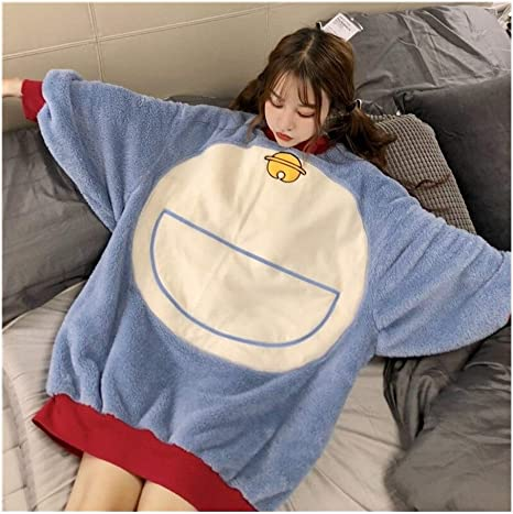 Pijama Camisón Mujer Kawaii Otoño Invierno 2020 Vestidos De ...