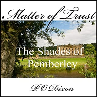 Matter of Trust: The Shades of Pemberley audiobook cover art