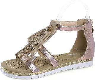 BalaMasa Womens ASL06851 Pu Fashion Sandals