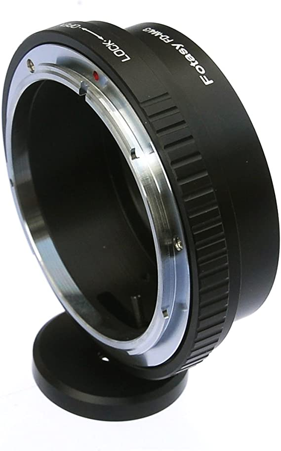 Haoge Manual Lens Mount Adapter for Olympus Panasonic MFT M4//3 M43 Lens to Sony E NEX Camera as a3000 a3500 a5000 a5100 a6000 a6400 a6500 A7 A7R A7S A7II A7RII A7SII A7III A7RIII A9 VG30 FS700 FS7