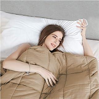 Luxor Linen Premium Heavy Gravity Weighted Blanket (Weight-Blanket-LS-LIN-4.5)