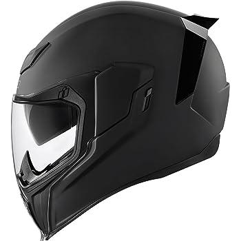 ICON Airflite Quicksilver Casque de moto Argent/é