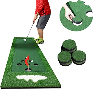 floating putting green