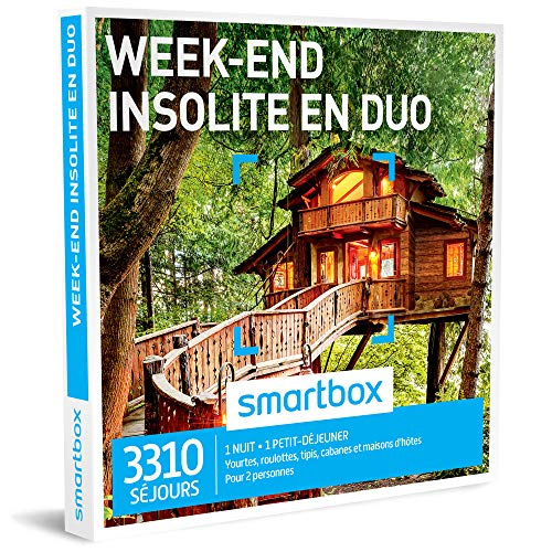 SMARTBOX Week-end insolite en duo