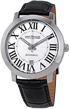 Saint Honore Trocadeo Automatic Silver Dial Men's Watch