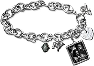 NECA Twilight Bracelet/Charm Ed/Bella