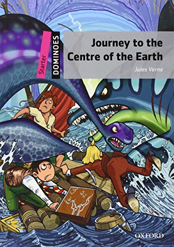 Journey to the Centre of the Earth (Bominoes: Level Starter 250 Headwords)の詳細を見る