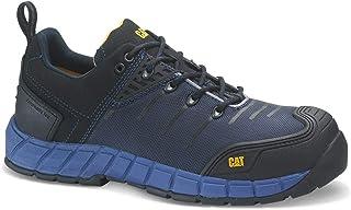 Caterpillar Byway S1 P HRO SRC, Botte Industrielle Homme, Blue Nights, 49 EU