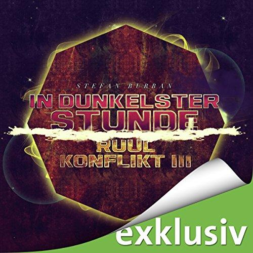 In dunkelster Stunde audiobook cover art