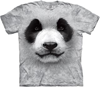 Men's Big Face Panda T-Shirt