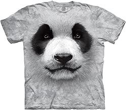 panda face t shirt