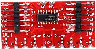 Skiftregister, 8-bitars TPIC6C596 Skiftregistermodul Stor sifferdrivrutin med 7-segment LED-skärm