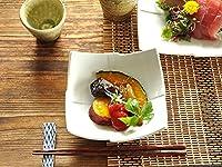 【M'home style】白い食器 高級料亭重ね鉢(中) ホワイトレベル1
