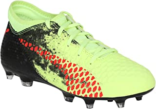 Puma Boy's Future 18.4 Fg Ag Jr Sports Shoes