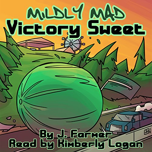 Victory Sweet audiobook cover art