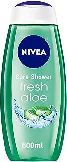 جل استحمام فريش الو بخلاصة الصبار الطبيعي وبرائحة منعشة من نيفيا، 500 مل