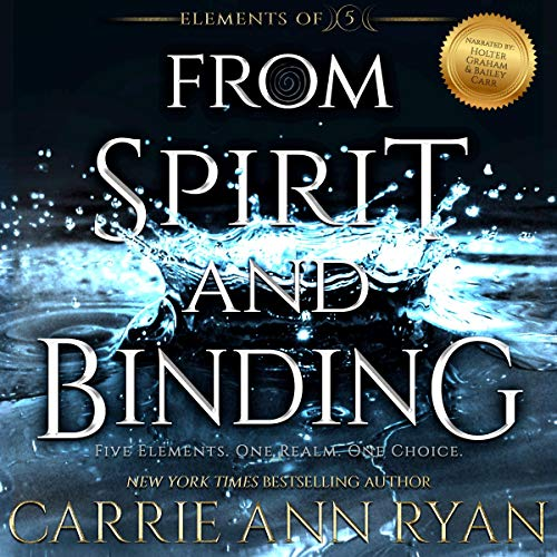 From Spirit and Binding audiobook cover art