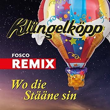 Wo die Stääne sin (Fosco Remix)