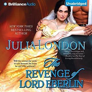 The Revenge of Lord Eberlin audiobook cover art