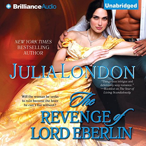 The Revenge of Lord Eberlin audiobook cover art
