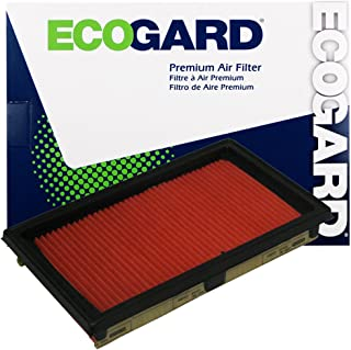 ECOGARD XA5669 Premium Engine Air Filter Fits Nissan Versa / Infiniti Q50 / Nissan Cube, NV200 / Chevrolet City Express