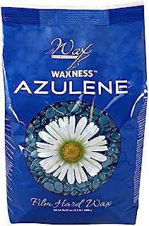 Waxness Wax Necessities Film Hard Wax Beads Azulene 2.2 Pound