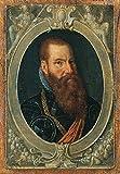 Portrait of Steven De WITT Poster Drucken (45,72 x 60,96