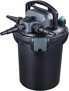 Jebao CBF-4000 Bio Pressurized Filter with 13-Watt UV, 1000 gal