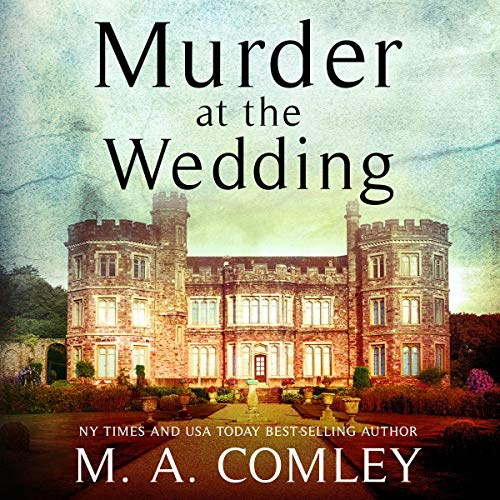 Murder at the Wedding cover art
