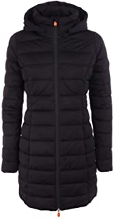 Save The Duck Luxury Fashion Womens D4206WSOLD900001 Black Down Jacket | Fall Winter 19