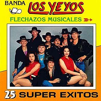 Flechazos Musicales 25 Super Exitos