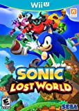 Sonic Lost World - Nintendo Wii U