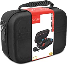 Retear Carrying Case for Nintendo Switch Game System Storage Cove Accessories