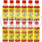 Salsa Espinaler Pack 12 botellitas 90ml. Unid. - Selección El Paladar