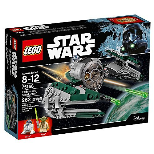 LEGO Star Wars Yoda's Jedi Starfighter...