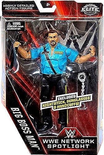 en venta en línea GRAN JEFE MAN WWE rojo CENTRO DE ATENCIóN ELITE SERIES SERIES SERIES MARCA NUEVA FIGURA  barato