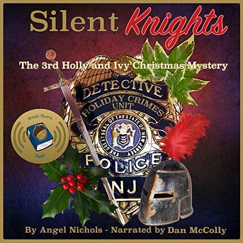 Silent Knights  audiobook cover art