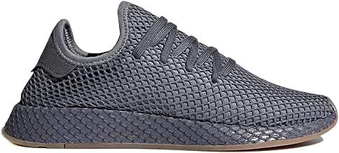 adidas Originals Deerupt Runner Shoes 8.5 B(M) US Women / 7.5 D(M) US Grey Three F17/lgh Solid Grey/Gum 1