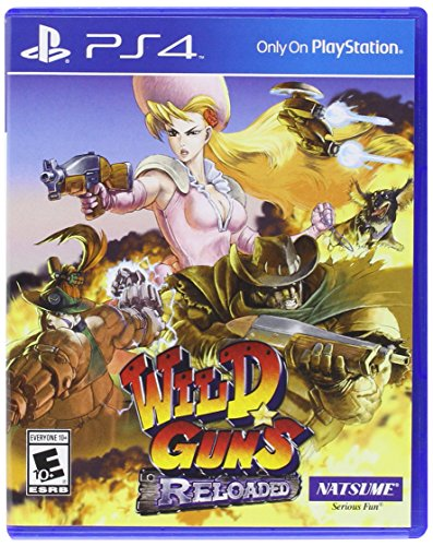 Wild Guns: Reloaded - Playstation 4 PS4 (New)