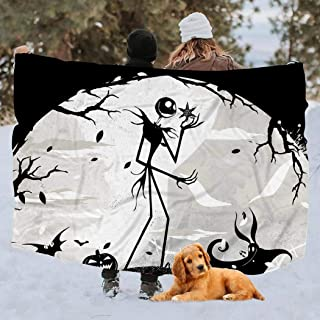 Others Blanket 3D Whats This Super Soft Fleece Blanket Warm Hooded Cloak for Adults and Children