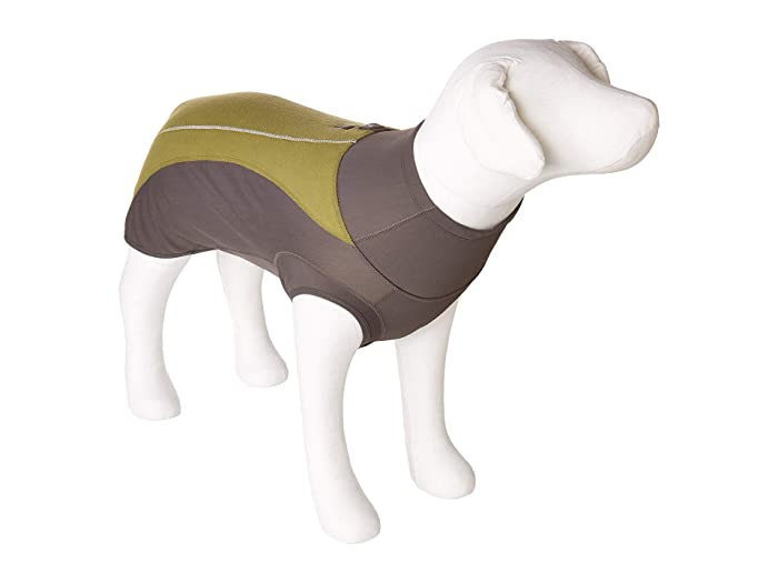 Climate Changertm Pullover (Cedar Green) Dog Clothing